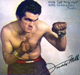 Freddie Mills, courtesy of boxrec.com.